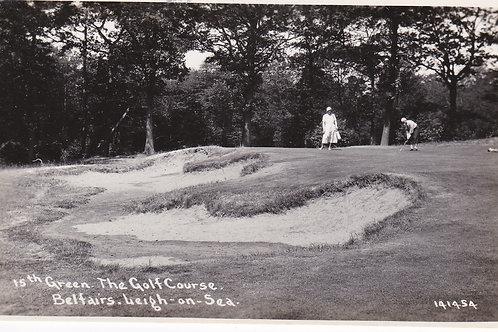 Belfairs Golf Course Ref.1966 C.1920s