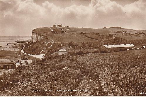Kingsdown Golf Links,Deal Ref.2487 C.ea 1900s