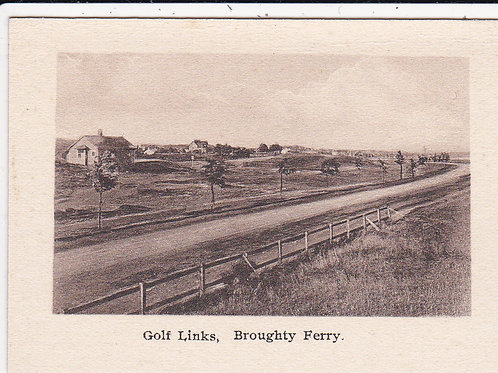 Broughty Ferry Golf Links,Angus Ref.632