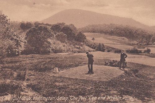 Wellington Golf Club(The Wrekin) Ref.1832 C.1913-17