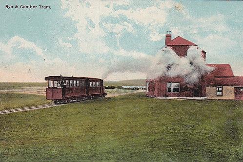 Rye (& Camber Golf Club Ref.2114a S.Pre 1914