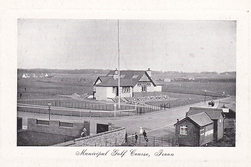 Troon Municipal Golf House Ref.674 C.1910-15