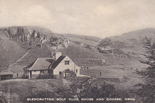 SOLD>Ref.776.Glencrutten Golf Links,Ref 776. C.1920s