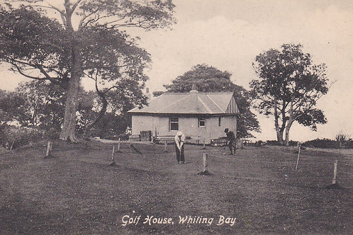 SOLD>1376a.Whiting Bay Golf Pavilion Ref.1367a C.1910-18