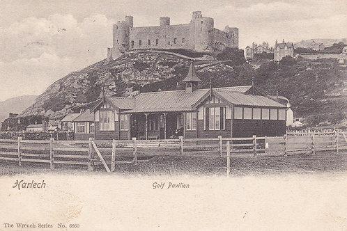 Harlech Golf Pavilion .Ref 044.C.1904