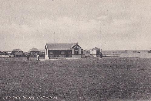 Ballantrae Golf Pavilion Ref.2111a C.Ea 1900s
