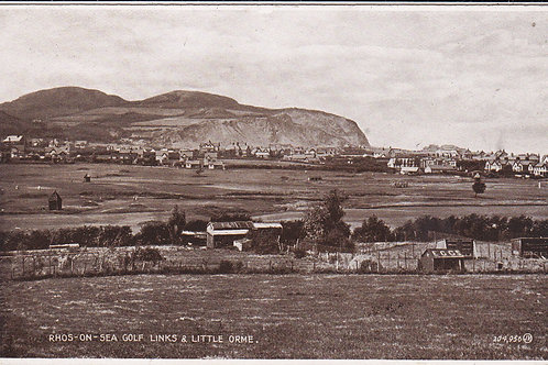 Rhos-on-Sea & Little Orme Ref.524 C.1920s