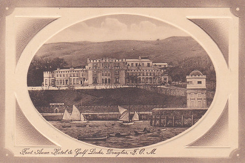 Fort Anne Golf Links & Hotel Ref.1947 C.Pre 1914