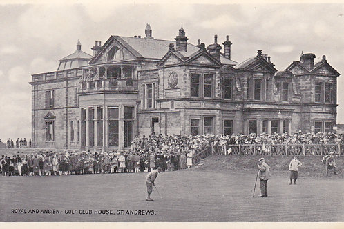 St.Andrews R & A Club House Ref 751 C.1930s