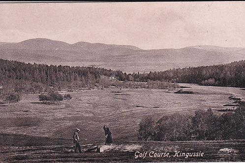 Kingussie Golf Course Ref.1702 C.1910-19