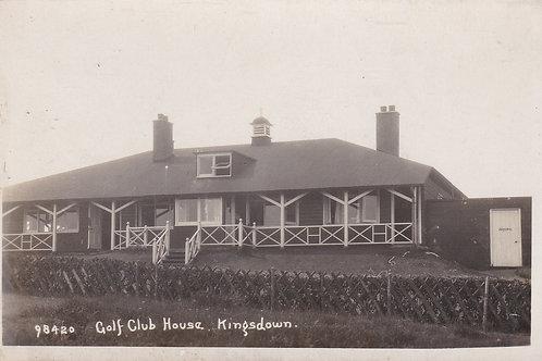 Kingsdown(Walmer &) C.Ea 1900s Ref.1841