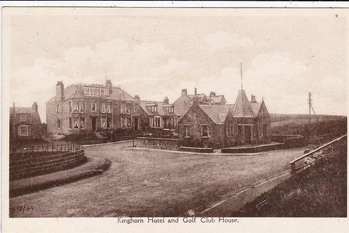 Kinghorn Golf House Ref.1366