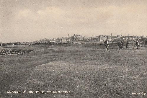 St.Andrews Links Ref.2530 C.1920s