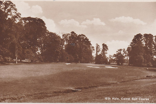 Calcot (Park) Golf Course Ref.2123a C.1930