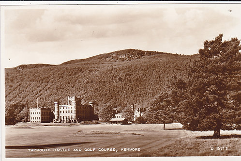 Taymouth Castle & Golf Course Ref.109
