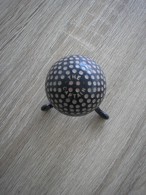The Captian Dimple Golf Ball. Ref GM 174