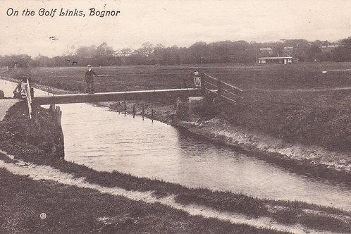 Bognor Regis G.C.Ref.1892 C.1911