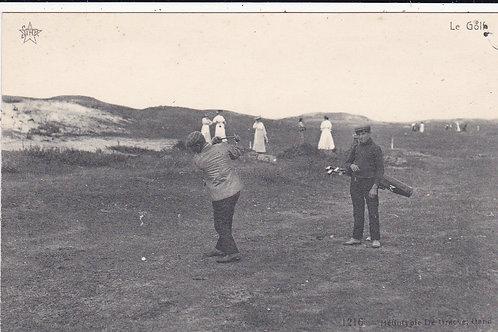 Knocke Zoute. Le Golf Ref.1379 C.1913
