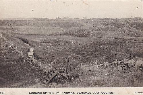 Seascale Golf Links Ref.1962  C.1920