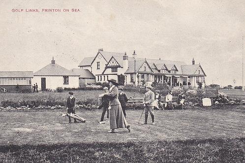 Frinton-on-Sea Golf Links.Ref 679.C.1913