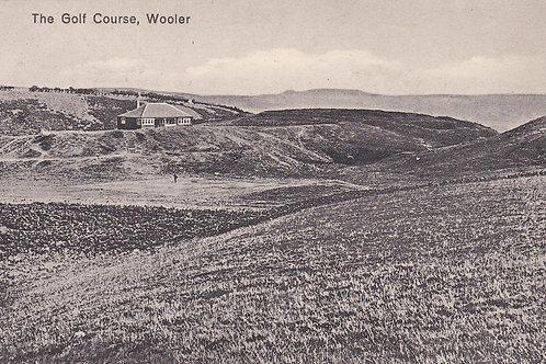 Wooler Golf Pavilion & Golf Course Ref.1860 C.Ea 1900s