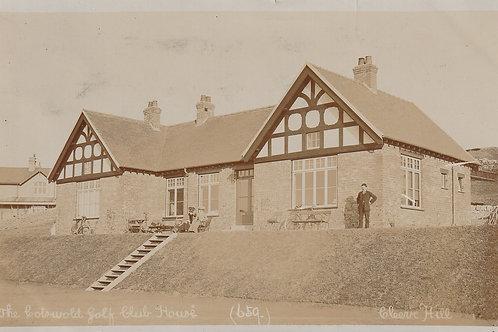 Cotswold Hills Golf Club House Ref.2756 C.ea 1900sC.pre 1914