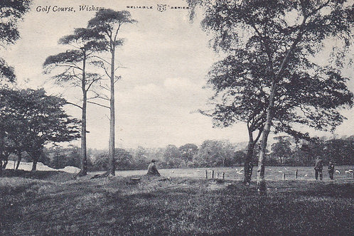 Wishaw Golf Course Ref 114 C.1905-10