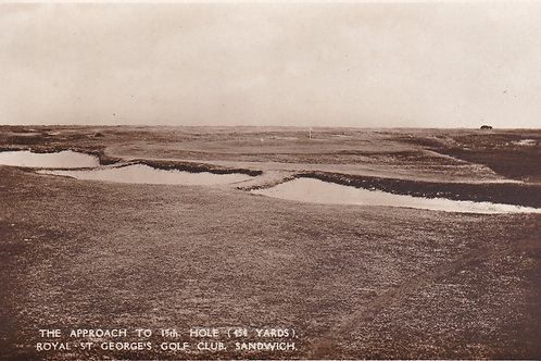 Royal St.Georges Golf Links.Ref 741. C.19