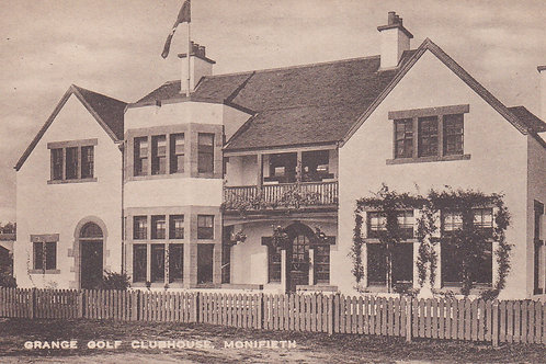Grange Golf House,Monifieth  Ref.1093 C.pre 1914