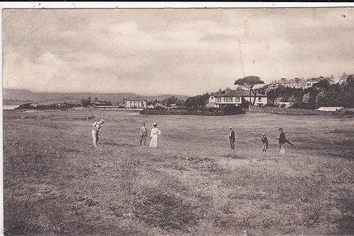 Exemouth Golf Links Ref.1529 C.pre 1908