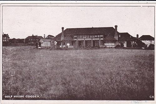 Cooden Beach G.C Ref.1014 C.19