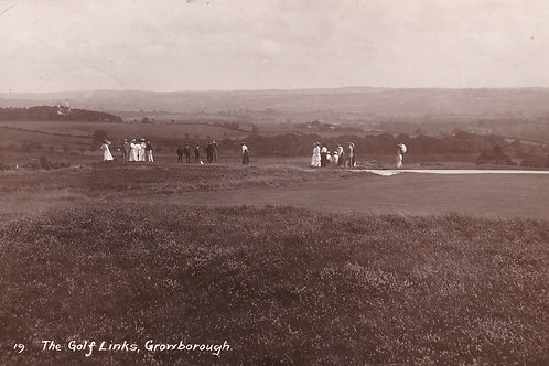 Crowborough Golf Links Ref.118 C.191
