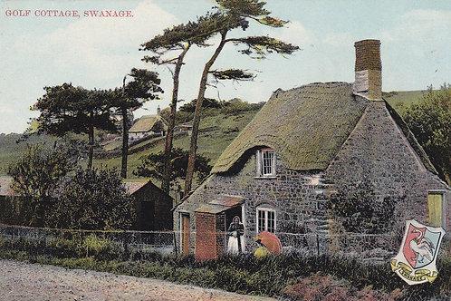 Swanage Golf Cottage & Links Ref.1812 C.Ea.1900s