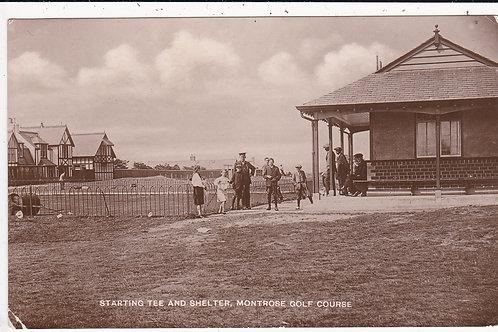 Montrose Golf Course Ref.675 C.1915