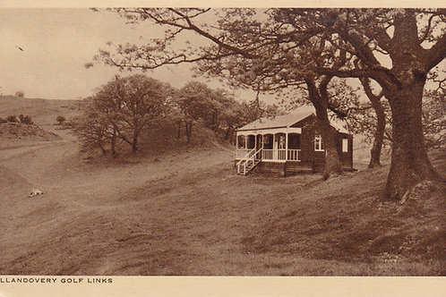 Llandovery Golf Pavilion & Links Ref.1819 C.19