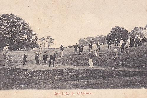 Chislehurst.Opening of The Links.Ref 364.  C.1905