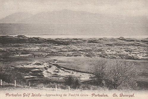Portsalon Golf Links, Donegal Ref.2551 C.1909