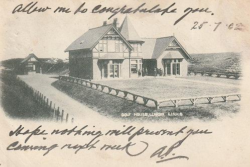 Lundin Links Golf House Ref.2641 C.1902