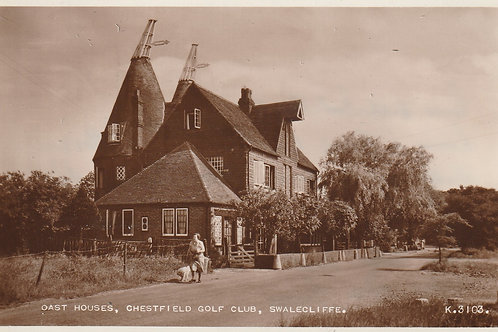 Chestfield Golf Club House Ref.2721 C.1910