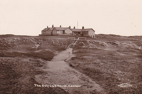 Rye Golf House (Rye&Camber) Ref 687.C.Early 1900s