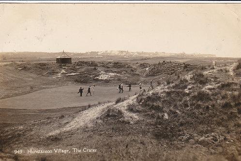 Hunstanton Golf Links Ref.1624 C.19