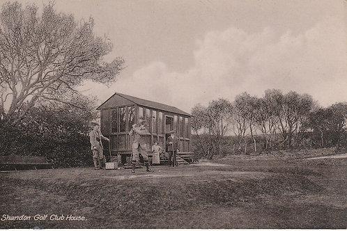 Shandon Golf Club House Ref.2382 C.1905-10