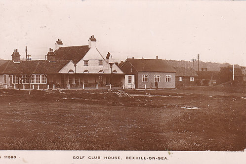 Bexhill-on-Sea Golf House Ref.2254a C.1913