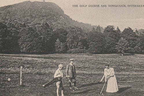 Inveraray Golf Course & Duniquaich Ref.2631