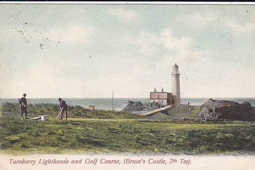 Turnberry Golf Course Ref.1182 C.pre 1907