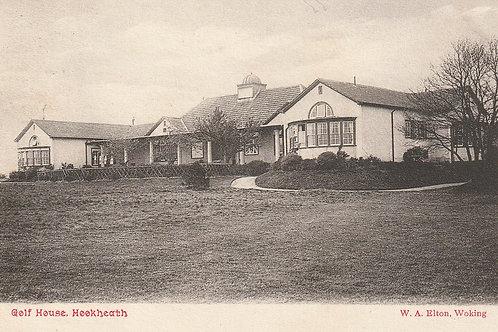 Hookheath Golf Pavilion Ref.951a C.1904