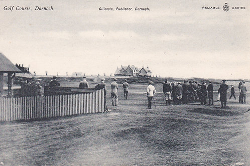Dornoch Golf Links  Ref.1829 C.1905-10