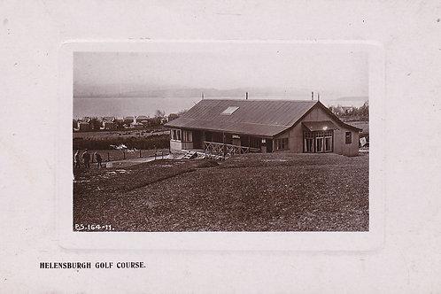 Helensburgh Golf House Ref.461 C.1919