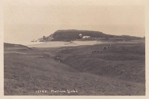 Mullion Golf Links Ref.885 C.Ea.1900s