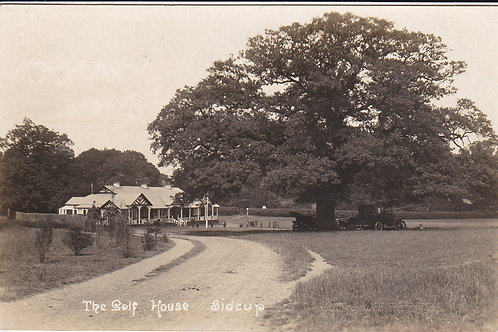 Sidcup Golf House Ref.1587 C.1920
